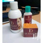 Dturkish Lotion Set | Skin Care for sale in Mombasa, Mkomani