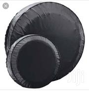 Black Plain Spare Wheel Cover | Vehicle Parts & Accessories for sale in Nairobi, Nairobi Central
