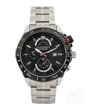 Silver Stainless Steel Wrist Watch Tachmeter 2 | Watches for sale in Nairobi, Nairobi Central