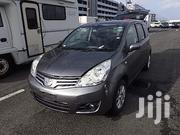 New Nissan Note 2012 1.4 Gray | Cars for sale in Mombasa, Tononoka