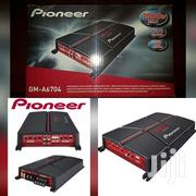 PIONEER GM-A6704  PEAK  4-CHANNEL A SERIES BRIDGEABLE 1000W | Vehicle Parts & Accessories for sale in Nairobi, Nairobi Central