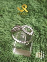 Ladies Promise Ring Infinity Design Genuine Silver | Jewelry for sale in Nairobi, Nairobi Central