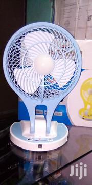 Portable LED Light With Mini Fan   Home Appliances for sale in Nairobi, Nairobi Central