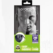 Oraimo Wings (OEB-E53D) Bluetooth Earphone   Accessories for Mobile Phones & Tablets for sale in Nairobi, Nairobi Central
