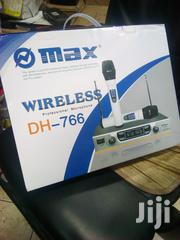 Max Dh-766 Wireless Mic | Musical Instruments & Gear for sale in Nairobi, Nairobi Central