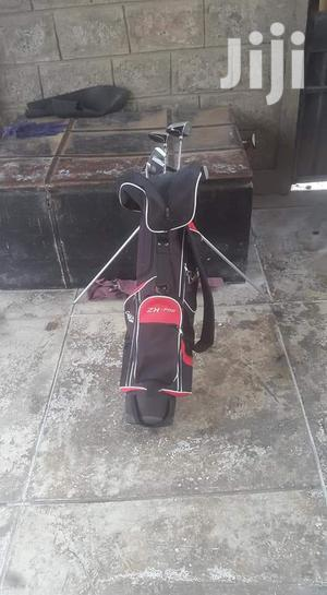 Used Ryder Golf Kit