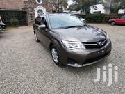 Toyota Fielder 2013 Brown | Cars for sale in Nairobi, Kilimani