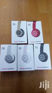 P45 Wireless Headphones | Accessories for Mobile Phones & Tablets for sale in Nairobi, Nairobi Central