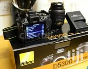 Nikon D5300 DSLR Camera (Black) Bundle With 18-55mm | Cameras, Video Cameras & Accessories for sale in Nairobi, Nairobi Central