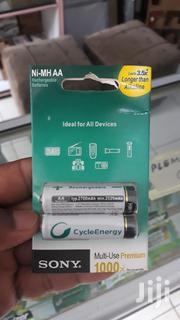 2700 Mah Multi-Use Sony Rechargeable Batteries | Photo & Video Cameras for sale in Nairobi, Nairobi Central