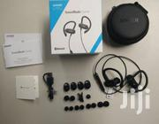 Soundcore by Anker Spirit X Wireless Earphones UN - Black | Accessories for Mobile Phones & Tablets for sale in Mombasa, Tudor