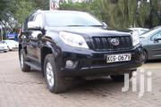 Toyota Land Cruiser Prado 2012 Black | Cars for sale in Nairobi, Kileleshwa