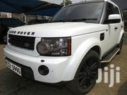 Land Rover LR4 2012 HSE White | Cars for sale in Nairobi, Karura