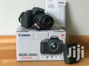 Canon EOS 2000D With 18-55 Lens | Cameras, Video Cameras & Accessories for sale in Nairobi, Nairobi Central