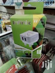 Infinix Fast Charger 2 USB | Accessories for Mobile Phones & Tablets for sale in Nairobi, Nairobi Central