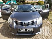 Toyota Avensis 2011 2.0 Advanced Automatic Gray | Cars for sale in Nairobi, Kilimani