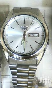 Seiko Medium Size Battery Operated Stainless Steel Band | Watches for sale in Nairobi, Nairobi Central