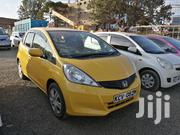 Honda Fit 2012 Automatic Yellow | Cars for sale in Kiambu, Township C