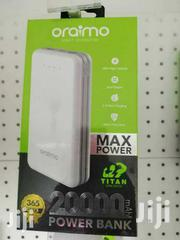 20000mah Power Bank Oraimo Titan Maximum Power For iPhone Android | Accessories for Mobile Phones & Tablets for sale in Nairobi, Nairobi Central