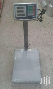 Digital Weighing Scale With Flat Bed 300kgs Auto Price Calculate - Sil | Store Equipment for sale in Nairobi, Nairobi Central