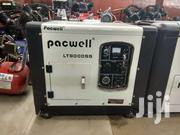 Pacwell LT8000SS Silent Diesel Generator Remote Control Start 7.0KW | Electrical Equipments for sale in Nairobi, Ngara