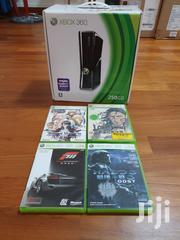 Xbox 360 With Ten Games Chipped/Jtagged   Video Games for sale in Nairobi, Nairobi Central