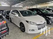 Toyota Wish 2012 White | Cars for sale in Mombasa, Ziwa La Ng'Ombe
