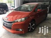 Toyota Wish 2013 Red | Cars for sale in Mombasa, Ziwa La Ng'Ombe