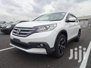 Honda CR-V 2013 EX 4dr SUV (2.4L 4cyl 5A) White | Cars for sale in Mombasa, Ziwa La Ng'Ombe