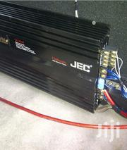 Jec Amplifier 1200watts   Vehicle Parts & Accessories for sale in Siaya, Siaya Township