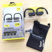 Awei T2 Wireless Bluetooth Earbuds/Earphones | Accessories for Mobile Phones & Tablets for sale in Nairobi, Landimawe
