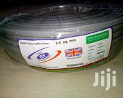 2.5 Mm Twin With Earth Electrical Cable. | Electrical Equipments for sale in Nairobi, Nairobi Central