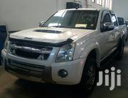 New Isuzu D-MAX 2012 White | Cars for sale in Mombasa, Shimanzi/Ganjoni
