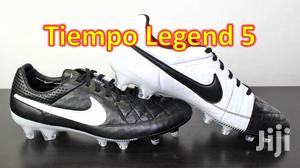 arrives dbaac 9c480 Original Tiempo Legend v Football Boot Leather Soccer Shoe