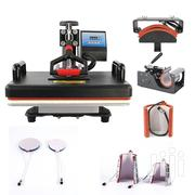 All In One Combo Heat Press Machine 8 In1 | Printing Equipment for sale in Nairobi, Nairobi Central