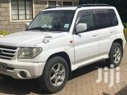 Mitsubishi Pajero IO 2002 White | Cars for sale in Nairobi, Nairobi Central