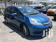 Honda Fit 2012 Blue | Cars for sale in Mombasa, Shimanzi/Ganjoni