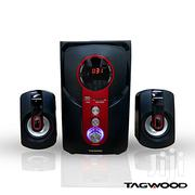 TAGWOOD MP2160 Multimedia 2.1 Subwoofer With Bluetooth Black | Audio & Music Equipment for sale in Nairobi, Nairobi Central