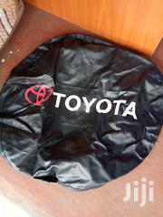 Size 16 Toyota Branded Spare Wheel Cover | Vehicle Parts & Accessories for sale in Nairobi, Nairobi Central