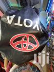 Size 16 Toyota Branded Spare Wheel Cover | Vehicle Parts & Accessories for sale in Nairobi Central, Nairobi, Kenya