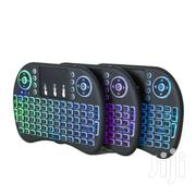 Mini Wireless Keyboard 7 Color LED Backlit Air Mouse Remote Control To | Computer Accessories  for sale in Nairobi, Nairobi Central