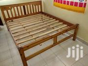 """5"""" by 6"""" Queen Size Bed   Furniture for sale in Mombasa, Ziwa La Ng'Ombe"""