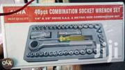 40pcs Combination Socket Wrench Set.   Hand Tools for sale in Nairobi, Nairobi Central