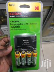 Kodak AA Rechargeable Batteries And Adapter Charger | Photo & Video Cameras for sale in Nairobi, Nairobi Central