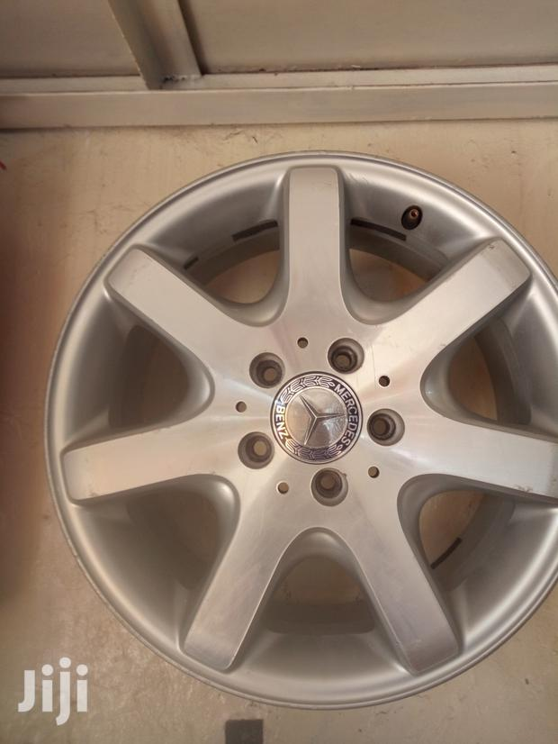 Rim Size 16 For Mercedes Benz Cars