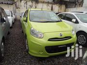 Nissan March 2012 Green | Cars for sale in Mombasa, Mji Wa Kale/Makadara