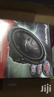 Pioneer Ts W311S4. 1400watts | Vehicle Parts & Accessories for sale in Nairobi, Nairobi South