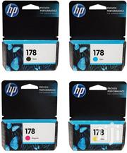 HP 178 Ink Cartridge Blackcyan Magenta Yellow | Computer Accessories  for sale in Nairobi, Nairobi Central