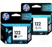 HP 122 Ink Cartridges Black TRI-COLOR Original Ink Cartridge | Computer Accessories  for sale in Nairobi, Nairobi Central