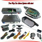 Two Way Car Alarm System With LCD Screen Display | Vehicle Parts & Accessories for sale in Nairobi, Kilimani